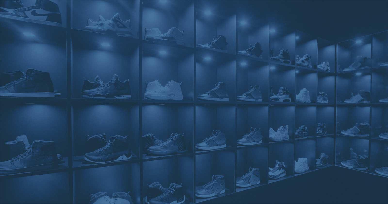 Nike Jordan Store Retail Design Chicago